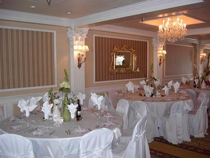Las Vegas Wedding Receptions Dinner Receptions